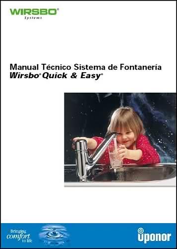 Manual Técnico Sistema de Fontanería