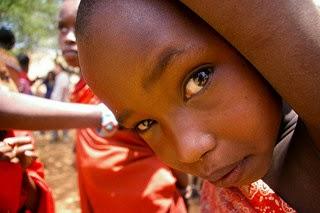 Samburu child by alaina buzas