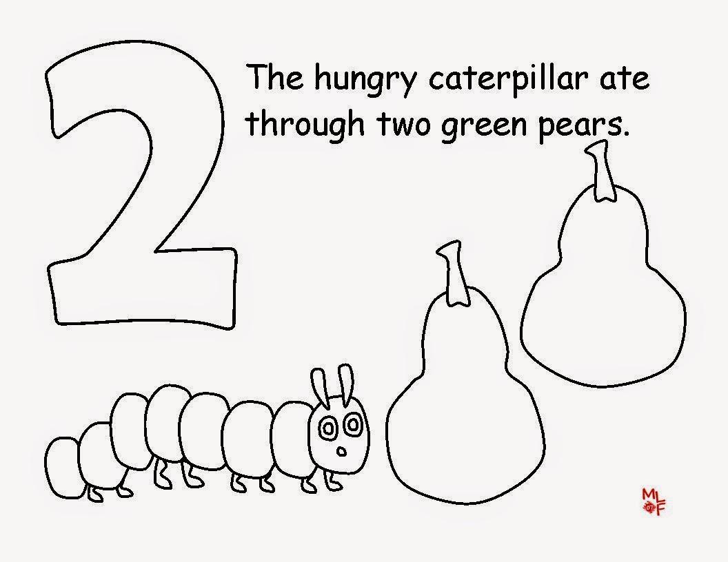 Giochiamo E Impariamo Con The Very Hungry Caterpillar