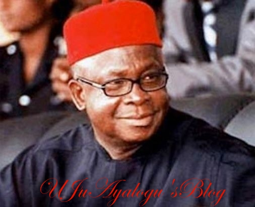 Ex-Ebonyi Governor, Elechi, 6,000 PDP Members Defect to APC