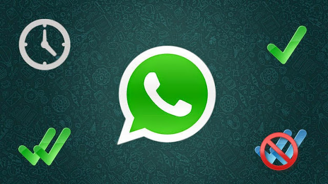 تطبيق لقراءة رسائل أصدقائك على الواتساب دون ظهور العلامة الزرقاء