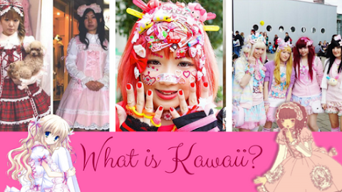 "Everything You Want to Know About ""Kawaii"" Culture- Kawaii Fridays"