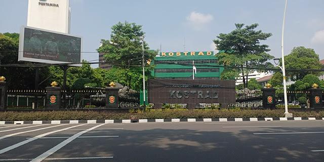 Gatot Sebut Patung Soeharto Dihilangkan, Museum Dharma Bhakti Kostrad Sulit Diakses