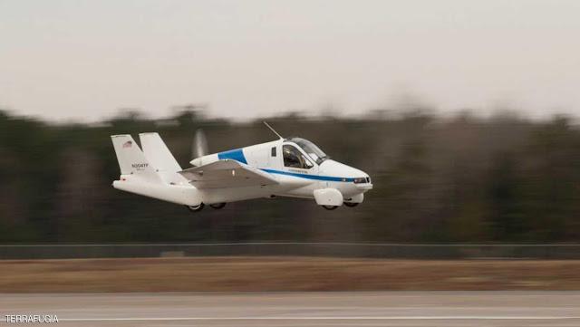 بالسعر والمواصفات أول سيارة طائرة تطرح بالأسواق