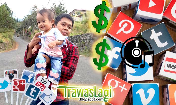 Bukit Trawas adalah sumber inspirasiku ( Sumber Dollar