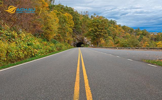 Top 5 tuyến đường tuyệt vời nhất nước Mỹ8