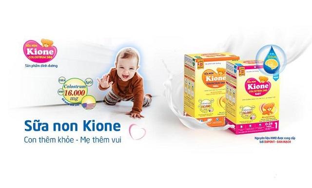 Sữa non Kione