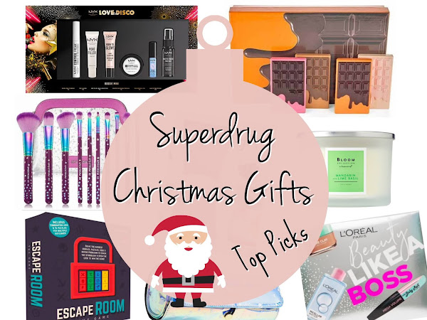 Superdrug Christmas Gifts | Top Picks