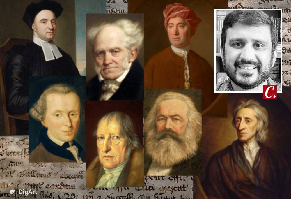 literatura paraibana ensaio filosofia materialismo kant hume schopenhauer marx locke hegel