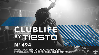 ClubLife by Tiësto Podcast 494