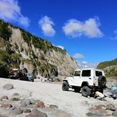 Mendaki Gunung Pinatubo Sambil Belajar Bahasa dan Budaya Filipina