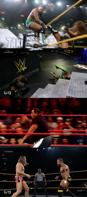 WWE NXT 15th April 2020 480p 300MB HDTV Full Episode Download || 7starhd