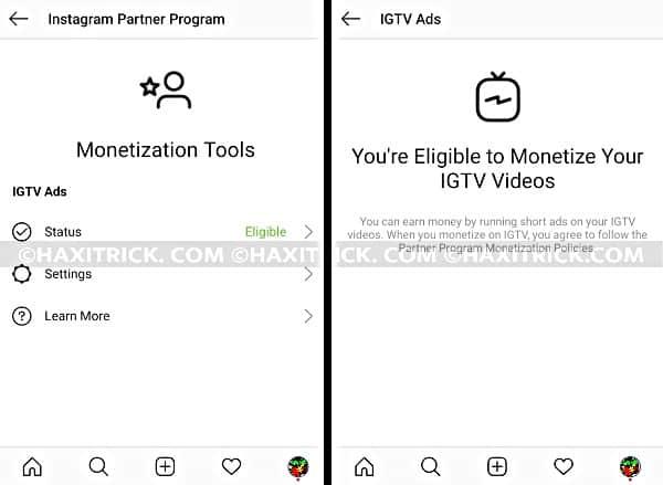 Instagram Partner Program Monetization Tools For IGTV Videos