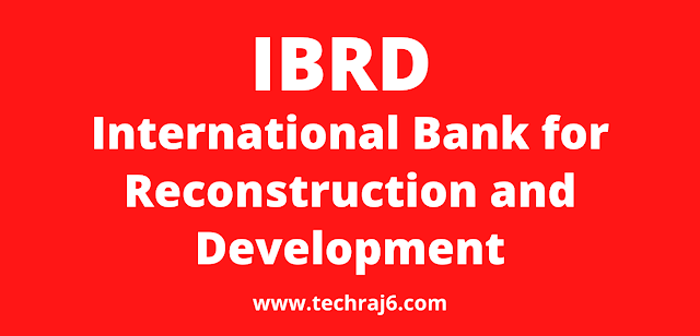 IBRD full form, What is the full form of IBRD