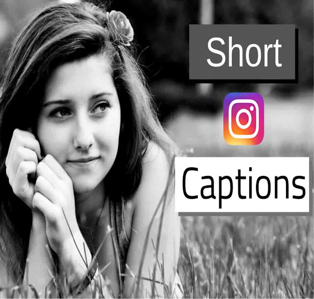 Top Level Short Instagram Captions 2019