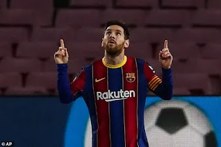Ronald Koeman task other Barca senior players to sit up as Messi is making the difference