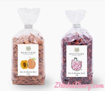 Contoh packaging: Kemasan yang sederhana, tetapi subtil