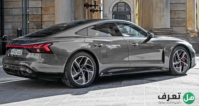 سيارة اودي اي ترون جي تي 2022 Audi e-tron GT