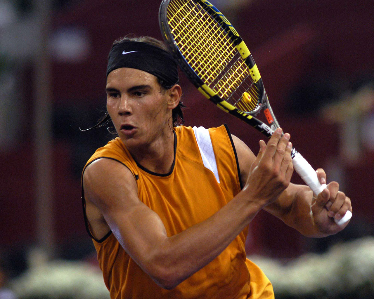 Sports and Players: Rafeal Nadal