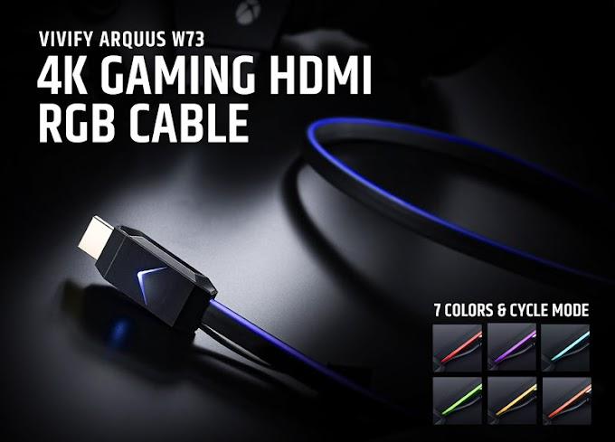 VIVIFY Intros ARQUUS W73 HDMI RGB Cable