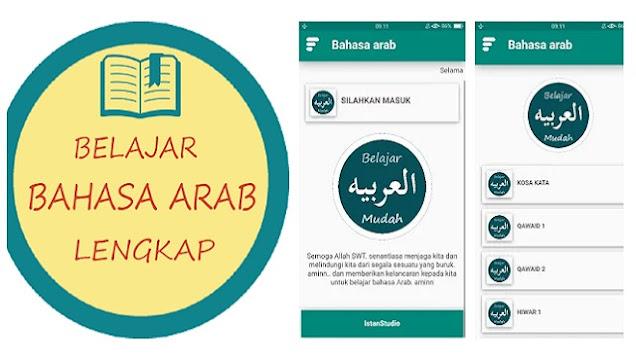 Aplikasi Belajar Bahasa Arab Gratis Offline Terbaik