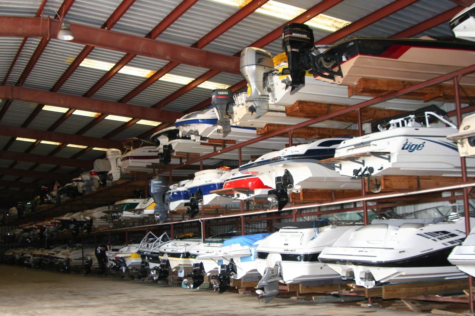 Boat Storage Anna Point Marina