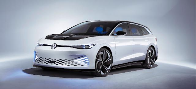 Volkswagen ID. The SPIZ VIZZION