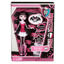 MH Basic Draculaura Doll