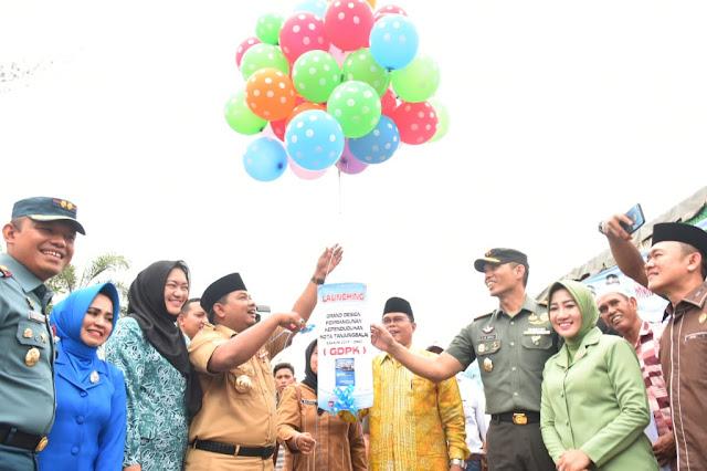 Wali Kota Tanjungbalai Buka Acara Binter Terpadu Kodim 0208/AS