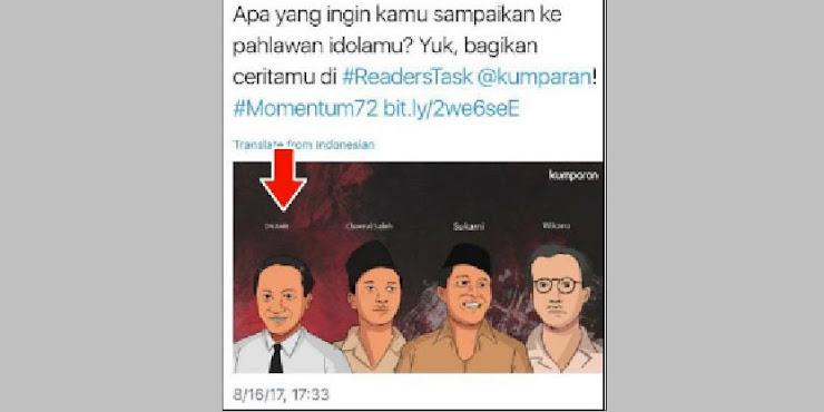 Sebut DN Aidit Pahlawan Kemerdekaan, Netizen Kecam Kumparan Media Antek PKI