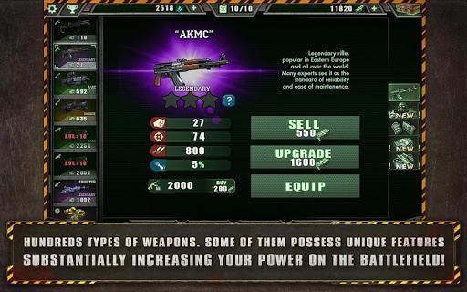 Alien Shooter Free Mod Apk