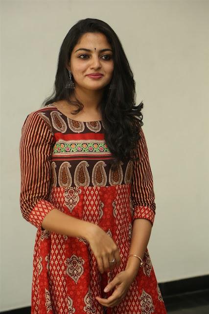 Nikhila Vimal hot in churidar