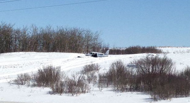 Kathryn's Report: Plane crash in Southeast Saskatchewan
