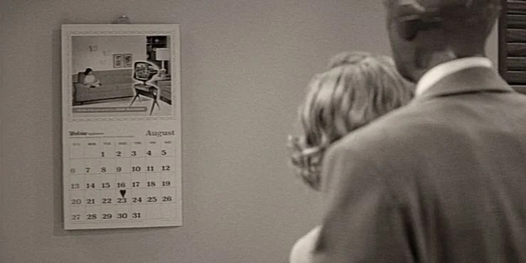 «Ванда/Вижн» (2021) - все отсылки и пасхалки в сериале Marvel. Спойлеры! - 03