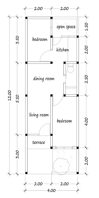 small house plan 02