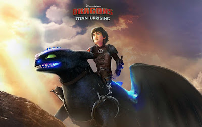 Dragons Titan Uprising Apk + OBB for Android