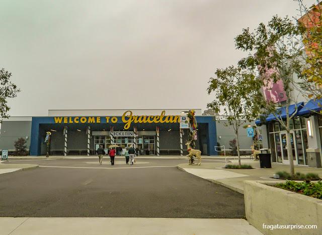 Bilheteria e acesso a Graceland