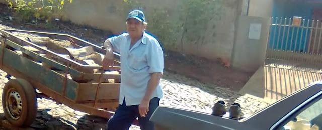 Romualdo Kramek morre aos 70 anos em Roncador