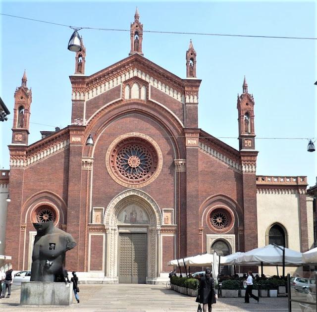 chiesa santa maria del carmine