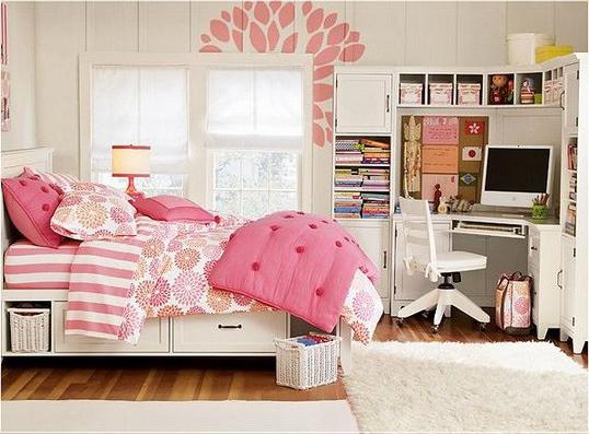 10 Dormitorios Juveniles Para Chicas Mas Chicos - Dormitorios-chicas