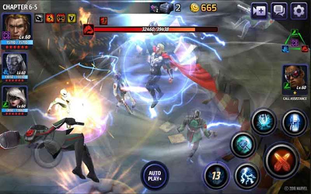 Marvel Future Fight 5.2.0 Mod