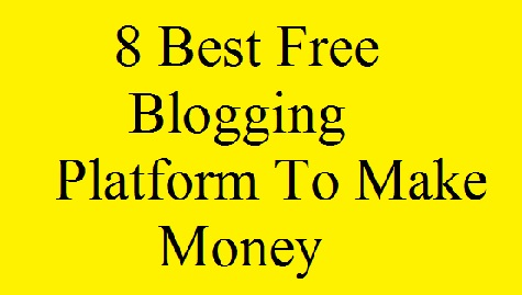 best free blogging platform, how to start a blog, traffic on website, free blog sites,