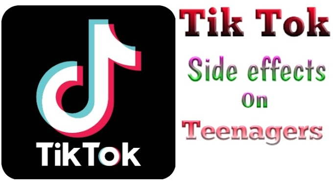 Tik Tok Side Effects On Teenagers (Tik Tok Ban)