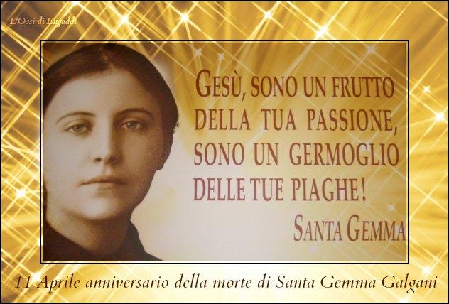 ❷⓿❶❻ Preghiera A Santa Gemma Galgani Per Ottenere Grazie 11