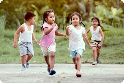 Tips Membantu Anak Mendapatkan Teman