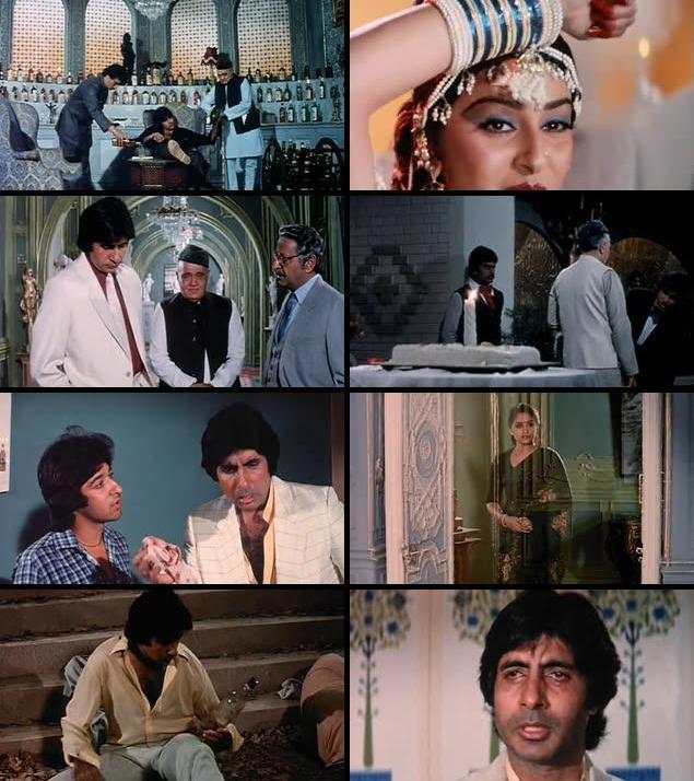 Sharaabi 1984 Hindi 480p DVDRip