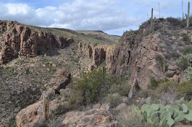 Charliebois Canyon