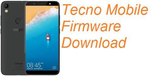 Tecno Mobile Firmware