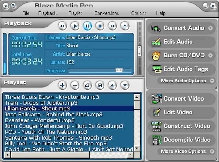 Best Video Compression Apps BlazeMedia Pro