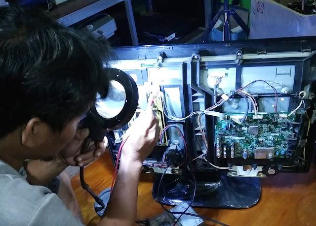 Tempat Service Elektronik Terdekat